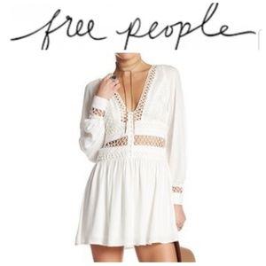 """NWT Free People """"I Think I Love You"""" Dress"""